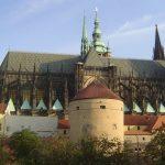 Mihulka lőportorony - Prágai vár