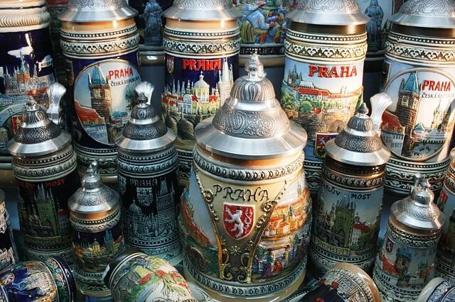 Prága sörök, sörfőzdék - Prágai látnivaló