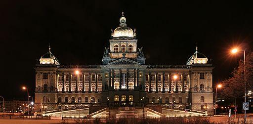 Nemzeti Múzeum Prága