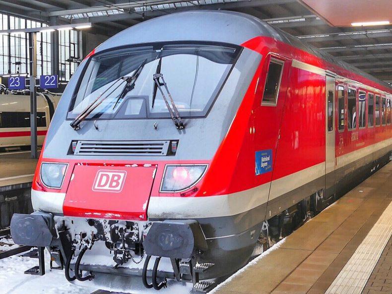 Prágai utazás vonat