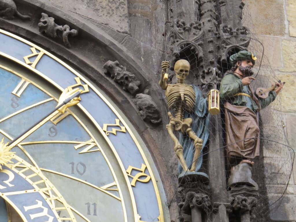 Óratorony Prága - Prágai látnivalók