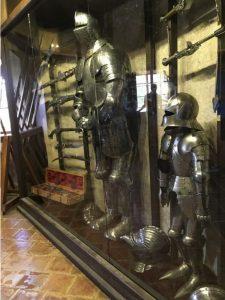 Arany utcácska védő folyosó kiállítás