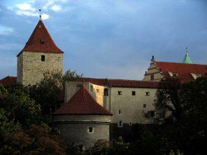 Daliborka torony Prágai vár