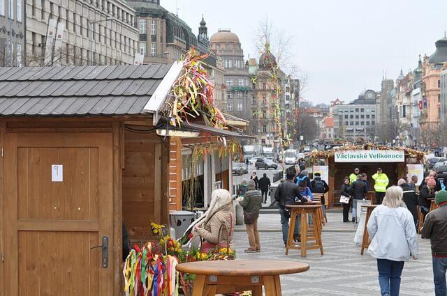 Prágai piacok - Prágai látnivaló