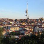 Zizkov TV torony