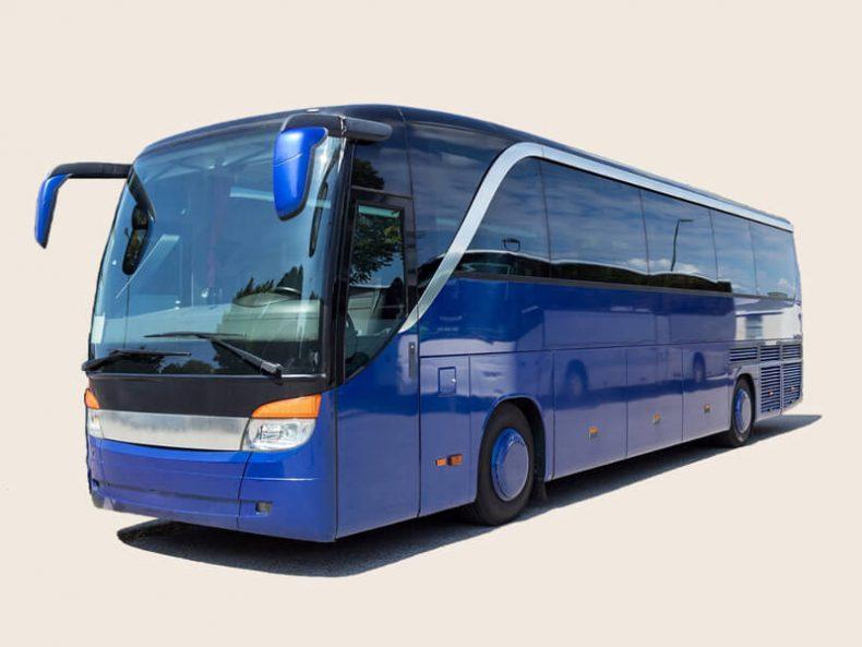 Prágai utazás busz