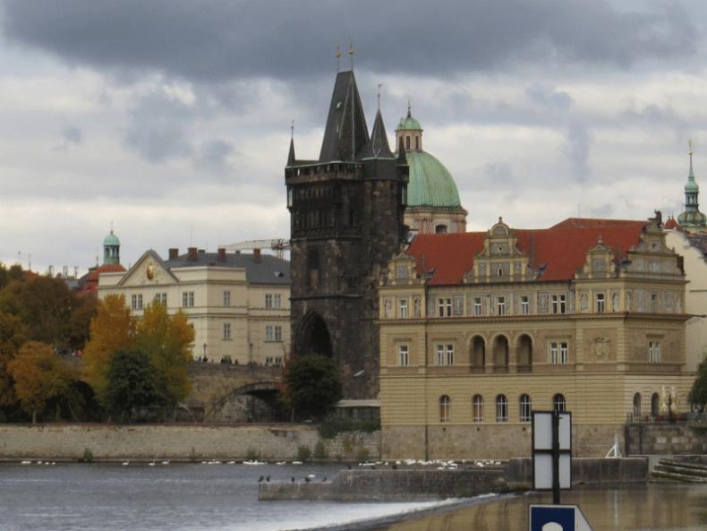 Óvárosi hídtorony Prága