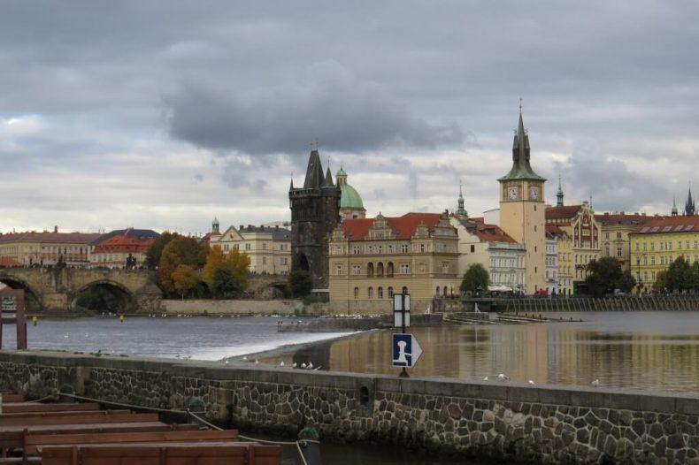 Károly híd Prága - Óvárosi hídtorony
