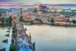 Károly híd Prága