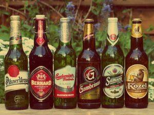 cseh sörök